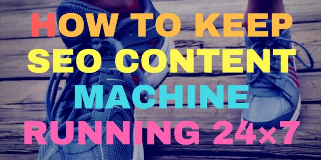 seo content machine